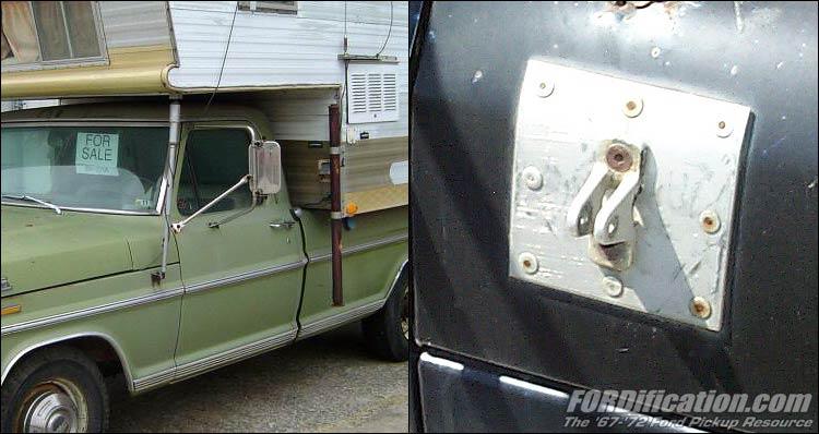 My '77 F-350 SC CS bought sight-unseen Craigslist find ...