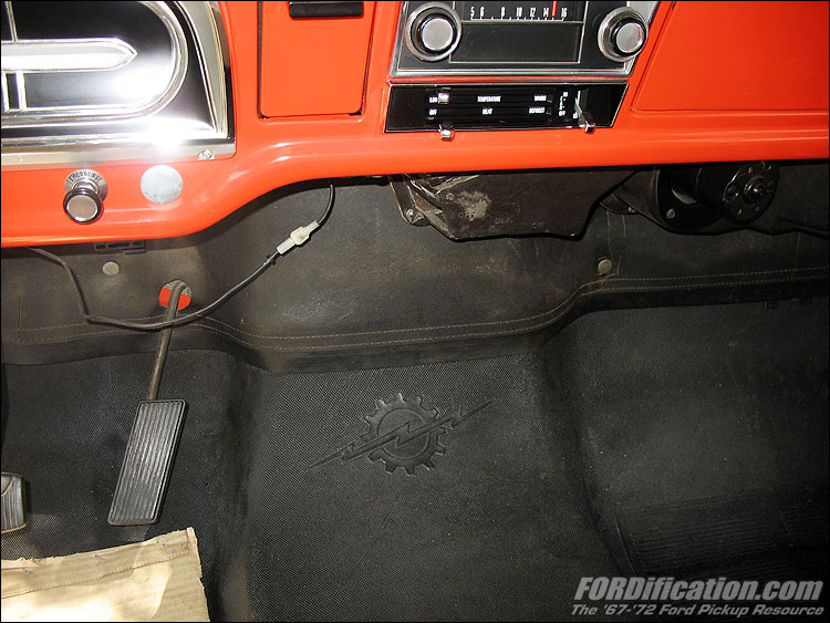 Stock Rubber Floormats The Fordification Com Forums