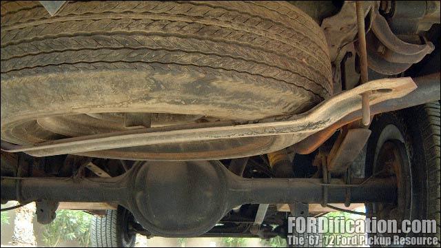 Spare Tire Under Car Mount Toyota Fj Cruiser Forum