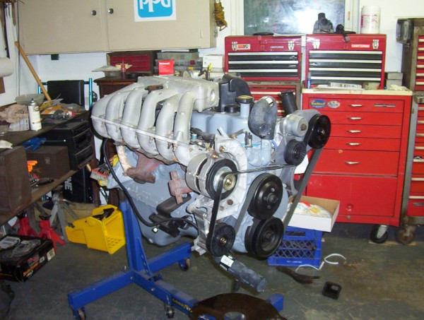 Idenifying 302 Or Inline Six Ford F150 Forum