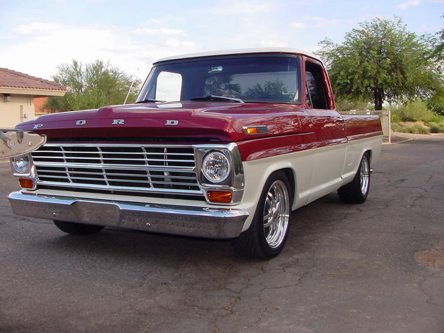 1967 To 1972 Short Bed Ford F100 Trucks For Sale | Autos Post