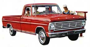 decoding your 1967 ford truck vin. Cars Review. Best American Auto & Cars Review