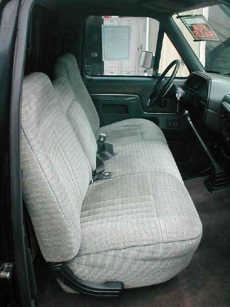 Factory Ford Truck Seats Photo Gallery Fordification Com