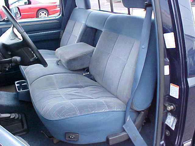 Ford Bench Seat Upholstery ~ Ford f bench seat replacement