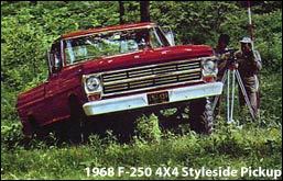 1968 Ford Truck Vin Decoder 1 - Ford Of Canada - 1968 Ford Truck Vin Decoder 1