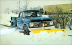 1964 Ford Truck factory postcards