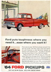 1964 Ford Truck magazine advertisements