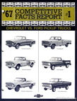 1967 Ford Competitive Facts Report (Ford vs. Chevrolet)