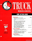 1967 Truck Merchandising  - June Action Guide