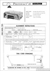 1967 Ford AM radio service manual