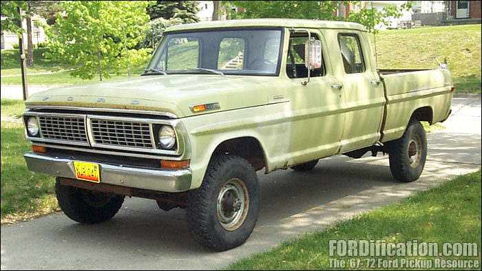 My 67 Ford F100 Project Page 25 Fordification Com