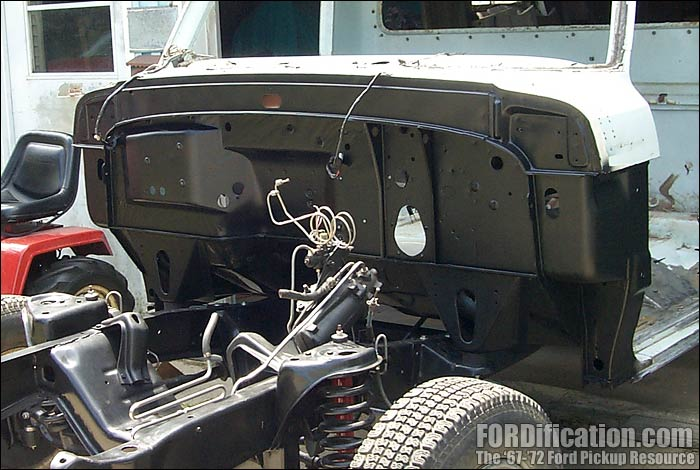 My 67 Ford F100 Project Page 47 Fordification Com