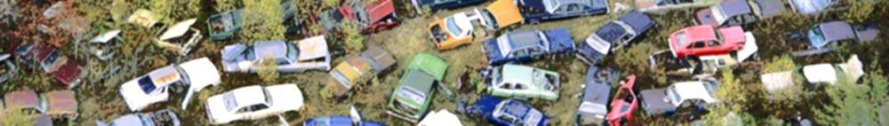 Salvage Yard Database