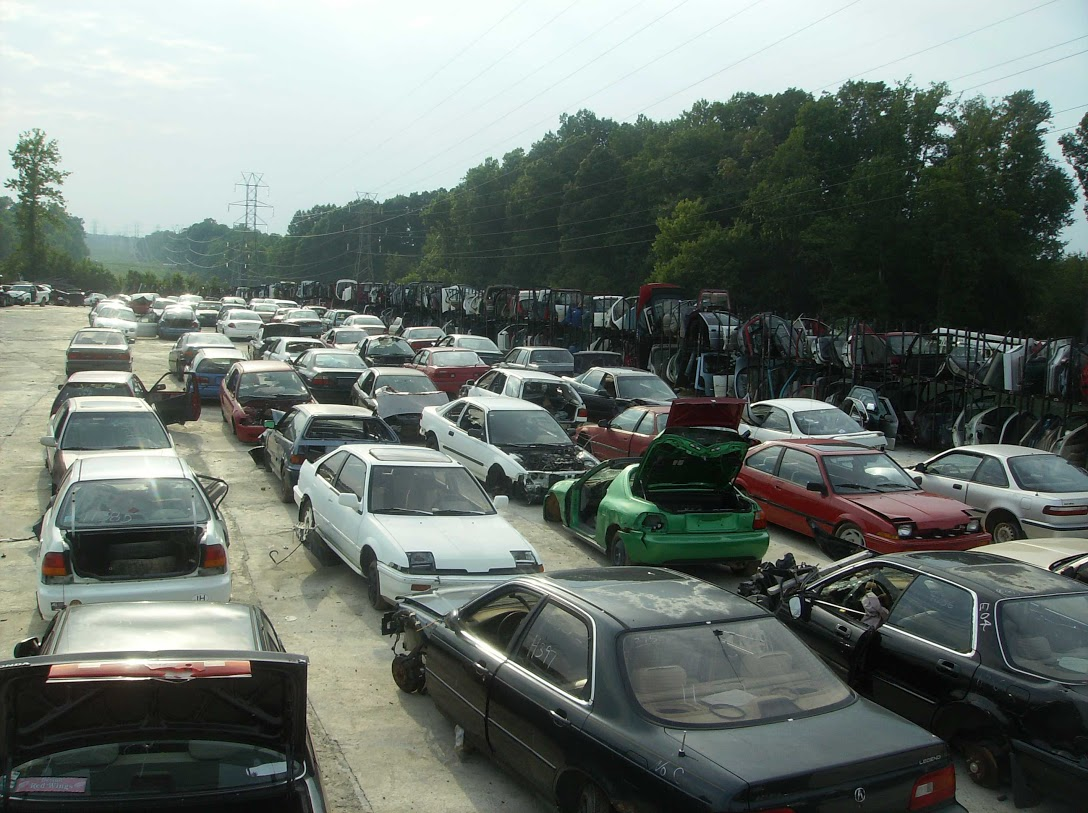Junk Yards And Used Auto Parts Directory.html | Autos Post