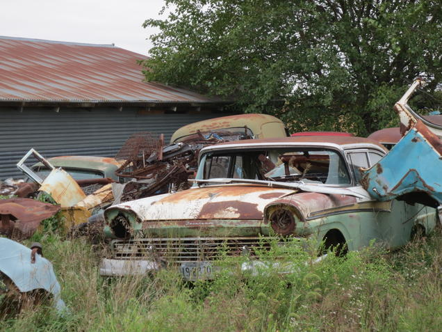 Barn Finds And Old Lost Junk Yards Html Autos Post
