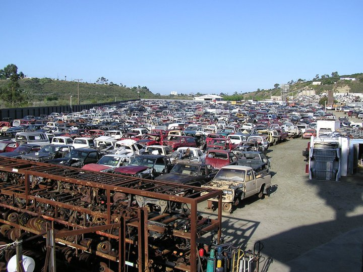 Tennessee Junk Yards Tennessee Salvage Yards And Autos Post
