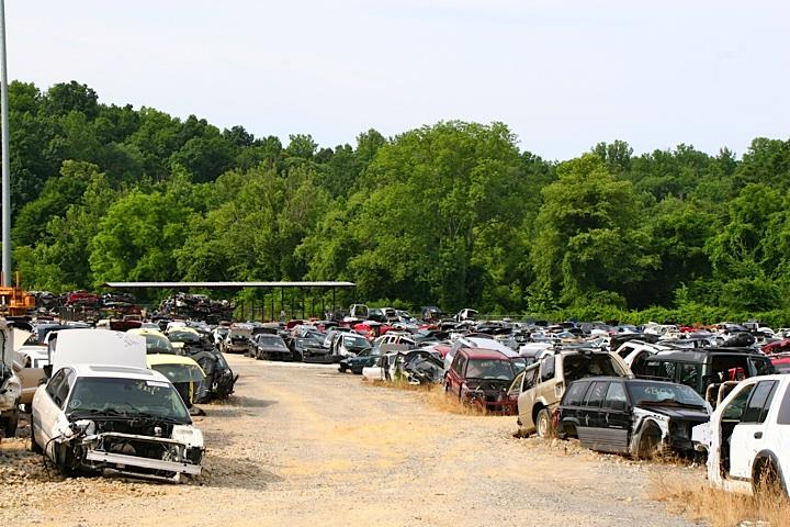 Junk Car Parts Winston Salem Nc