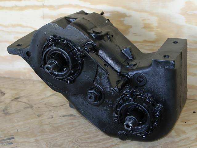 Transfer case basics fordification b sciox Images