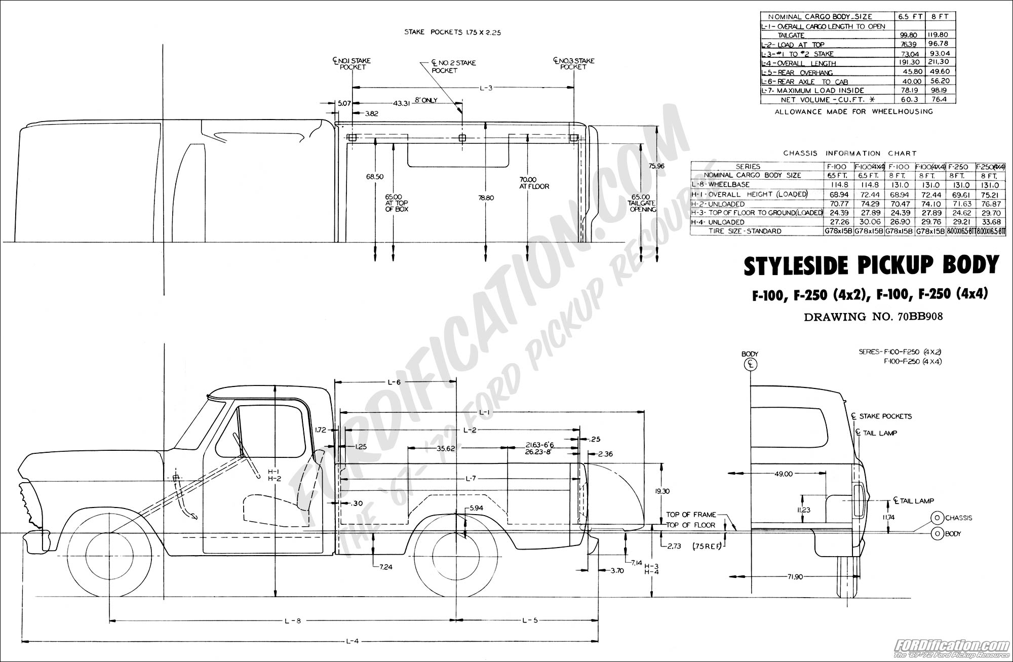 1965 ford f150 wiring diagram