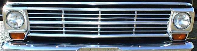 Body Trim And Emblems Fordification Com