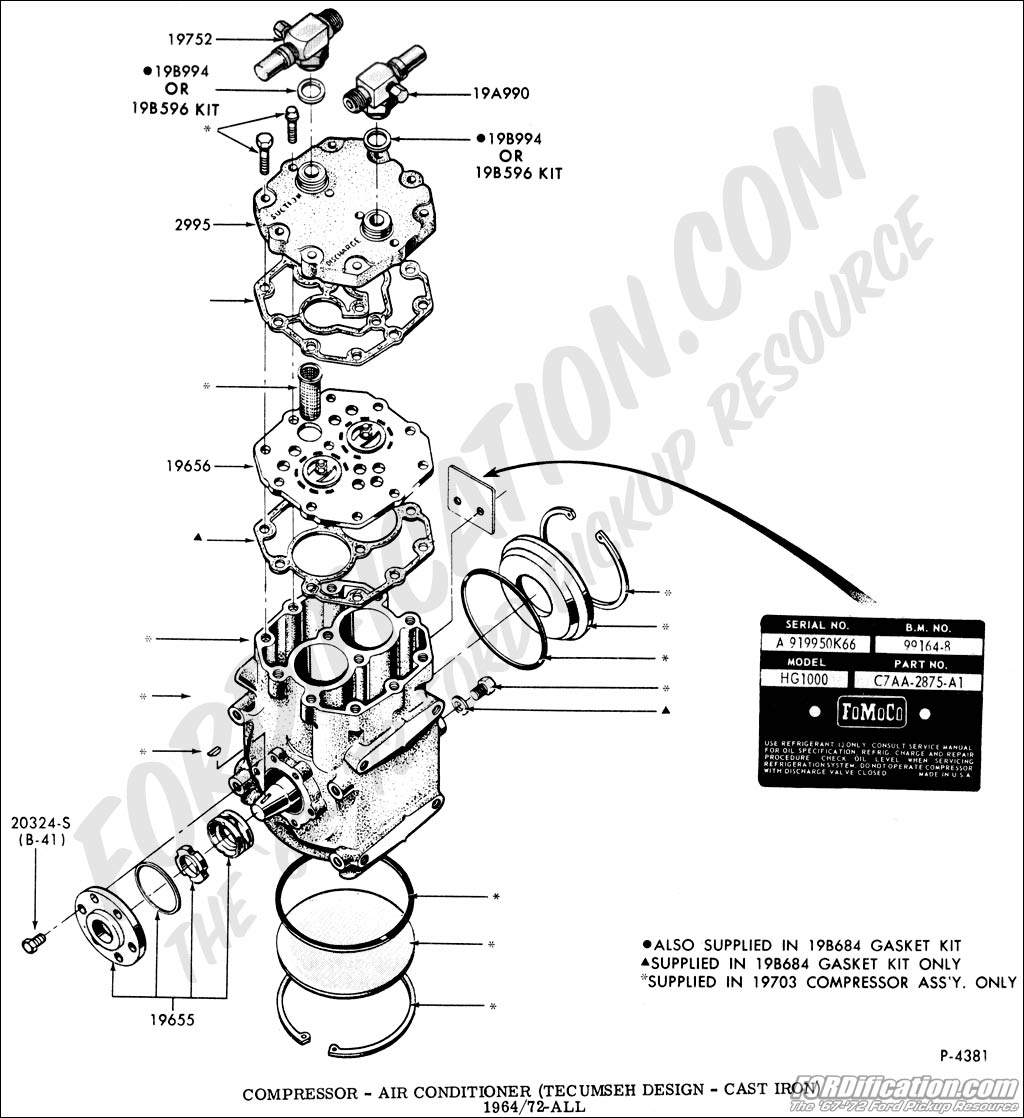 air conditioner compressor schematic