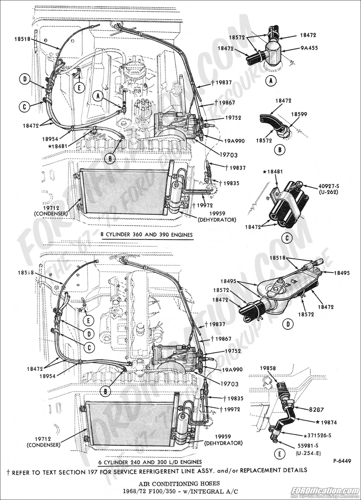 1170740 Need To Find Heater Hose Manifold Connector Ideas on chevelle wiring schematics