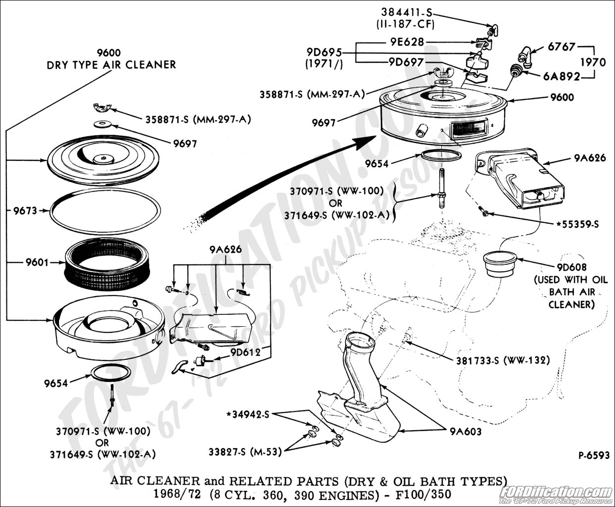 1977 ford f 150 vacuum diagram 1977 free engine image 460 Ford Engines  Trucks Ford 460 CID Engine Specifications