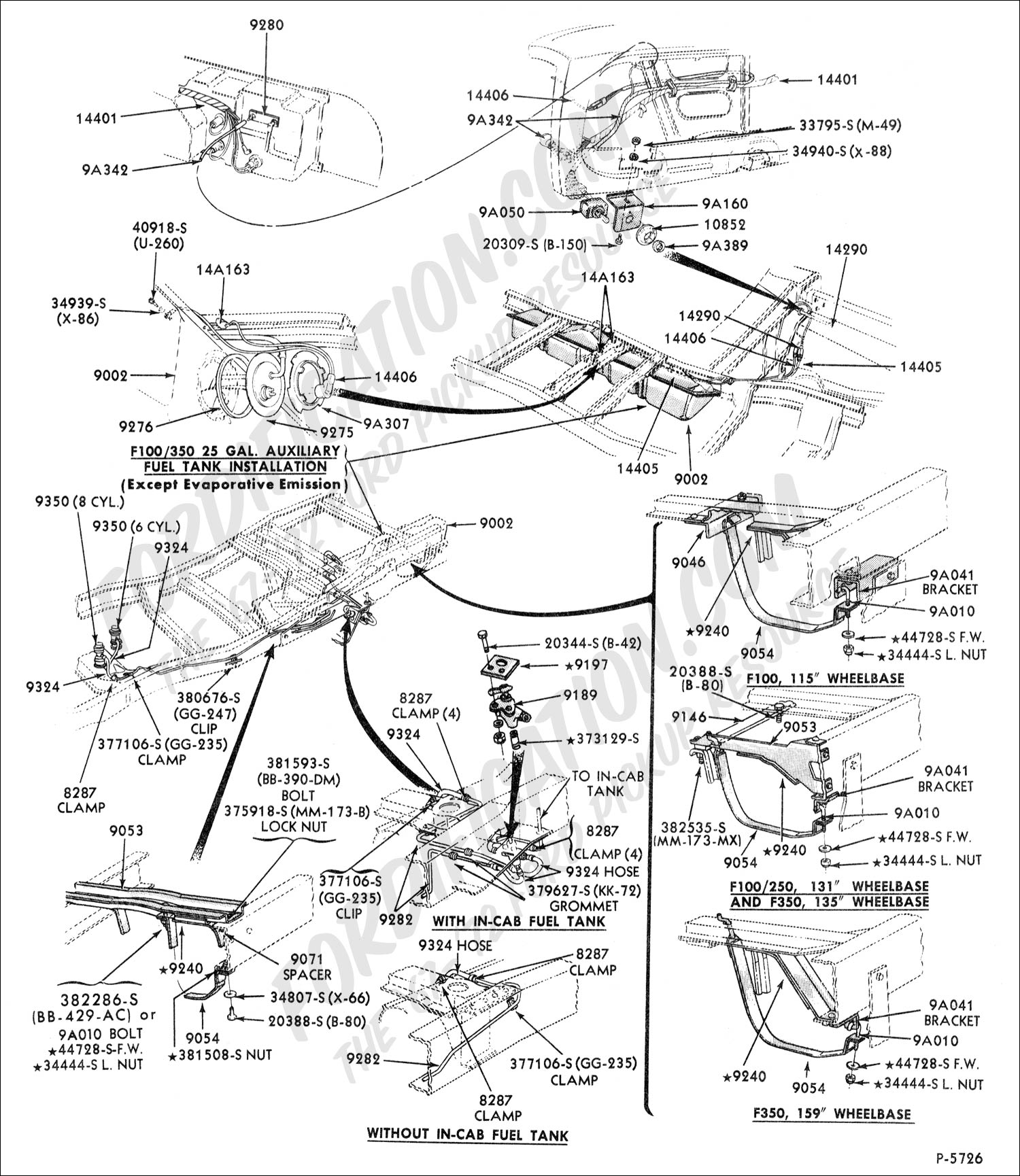 1012472 4x4 Indicator Light Help besides P 0996b43f81acfea8 moreover 88 Ford F600 Wiring Diagram moreover Mg Mgb Fuel Line Diagram moreover  on chevy truck fuel tank straps