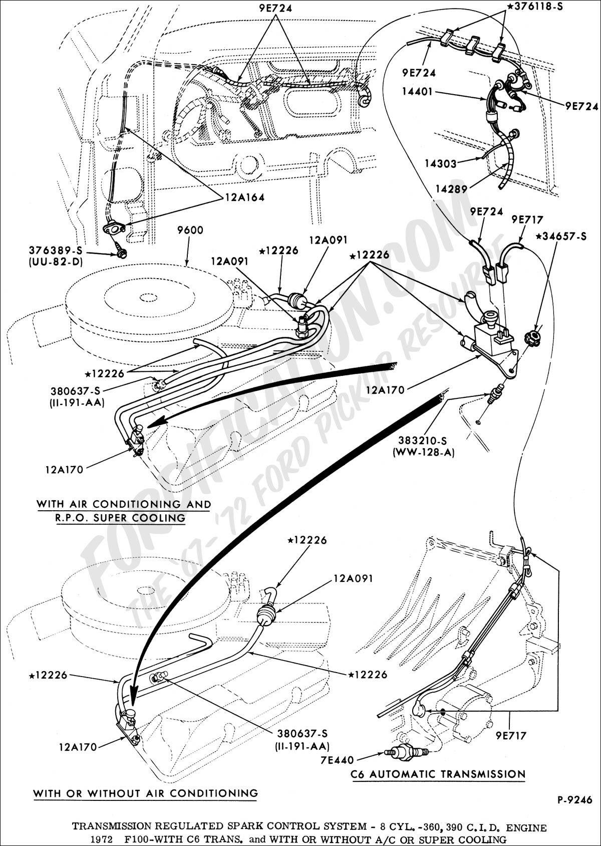 1962 Ford Falcon Engine Diagram Get Free Image About