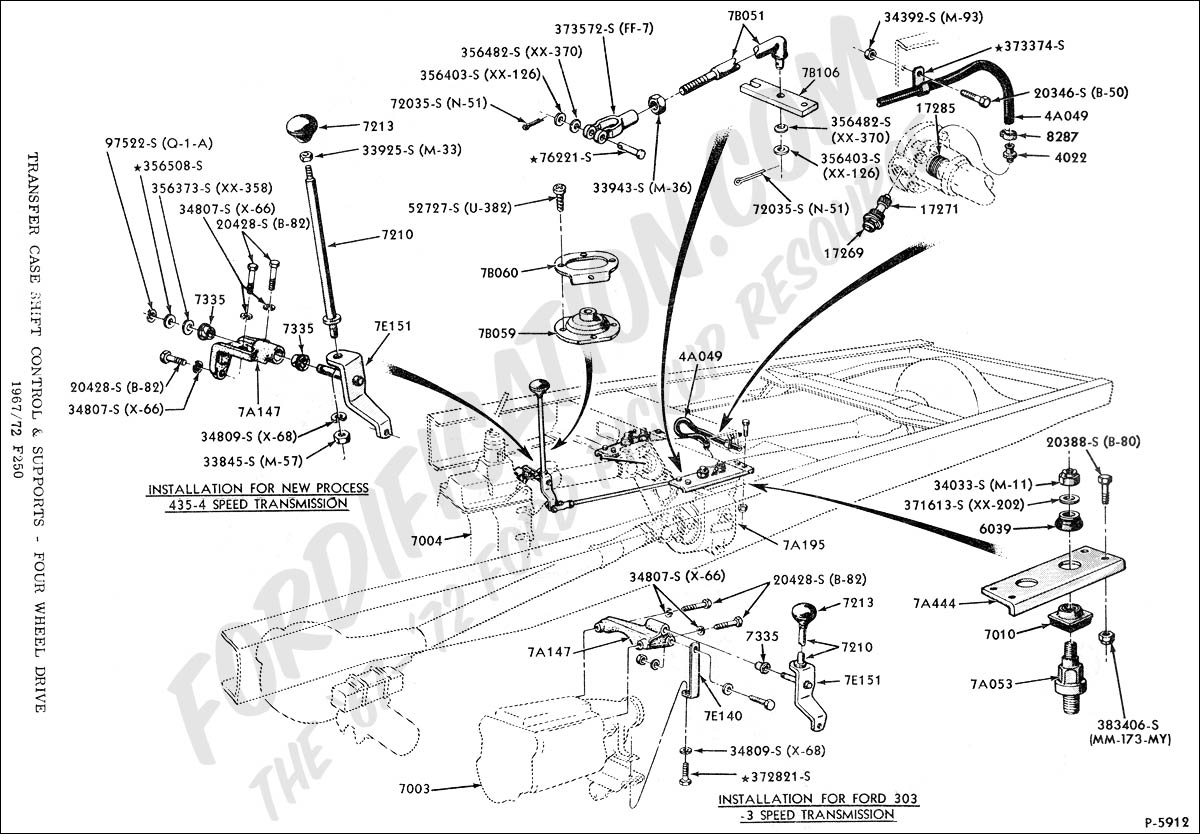 1203400 Help I Can Not Find Critical Parts Dana20 Linkage on ford f 150 manual transmission shift lever diagram