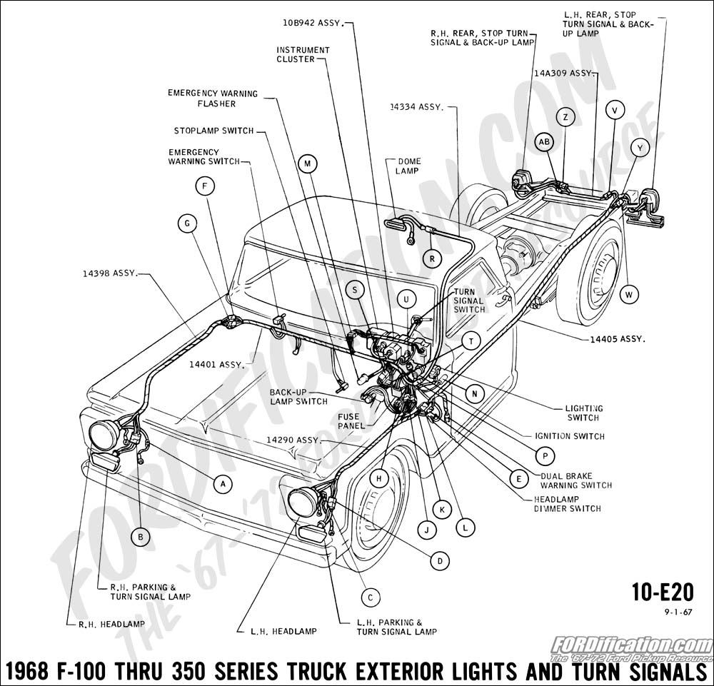 1969 camaro engine harness diagram