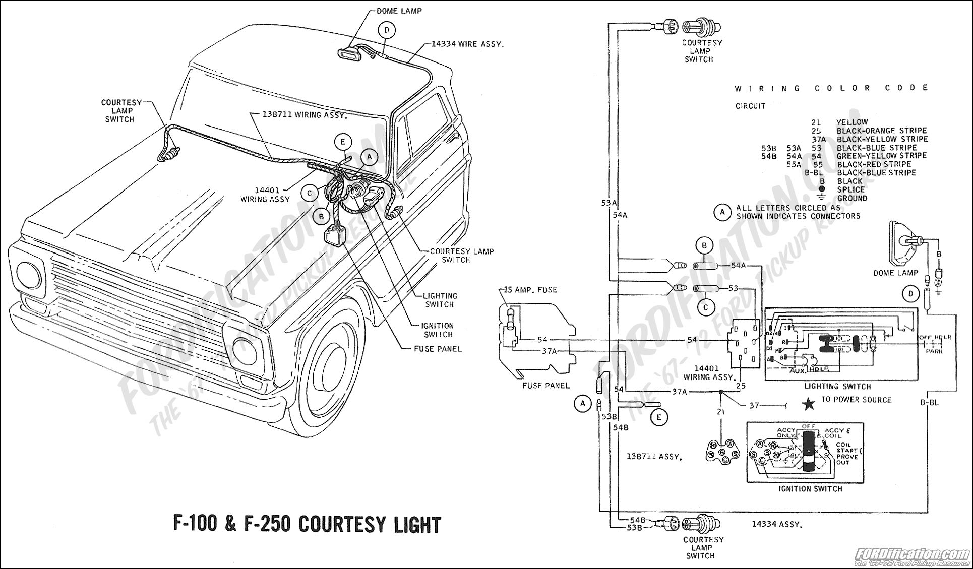 2012 ford mustang courtesy light wiring 70 chevelle courtesy light wiring diagram #11