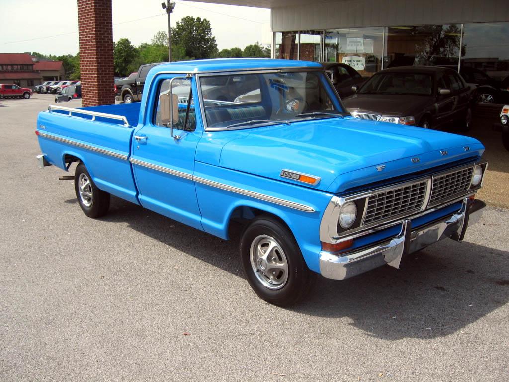 1970 ford f 100 explorer 358 original miles fordification com