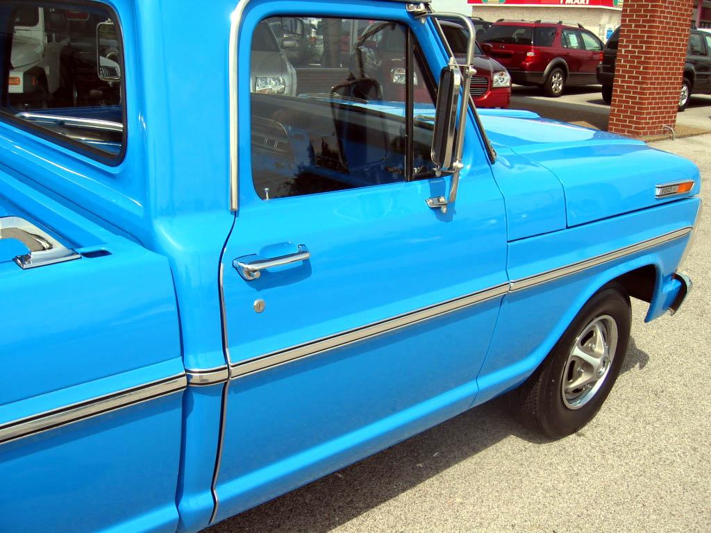 1970 Ford F 100 Explorer 358 Original Miles F100 Pickup Truck