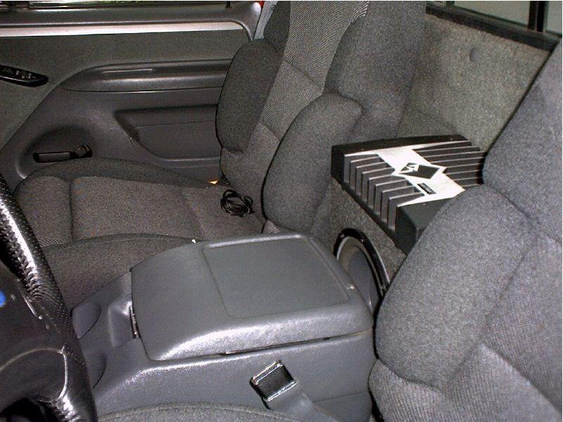 Ford Lightning Interior Parts