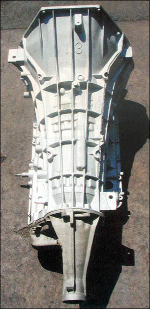 Ford Transid on Ford C6 Automatic Transmission