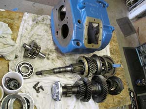 How Much To Rebuild A Transmission >> Installing the Ranger Torque Splitter Overdrive - FORDification.com