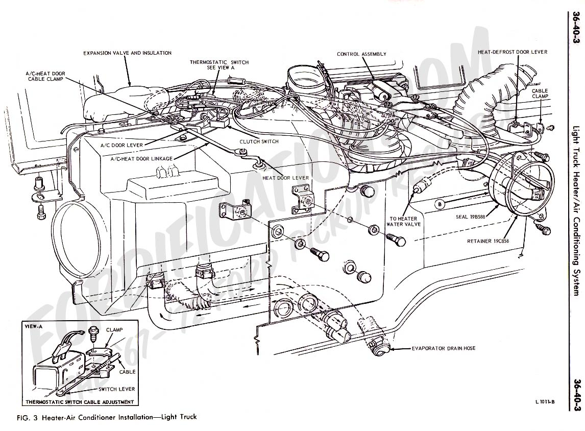 Schematics f on ford truck alternator wiring diagram